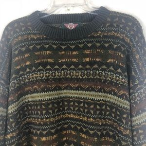 EUC-Vintage American Post Pullover Unisex Sweater.